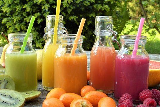 Benefits of Fresh Juices